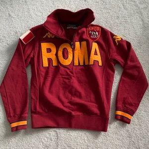 ROMA official Kappa sweatshirt